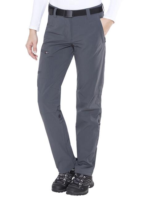Maier Sports Lulaka - Pantalon long Femme - gris